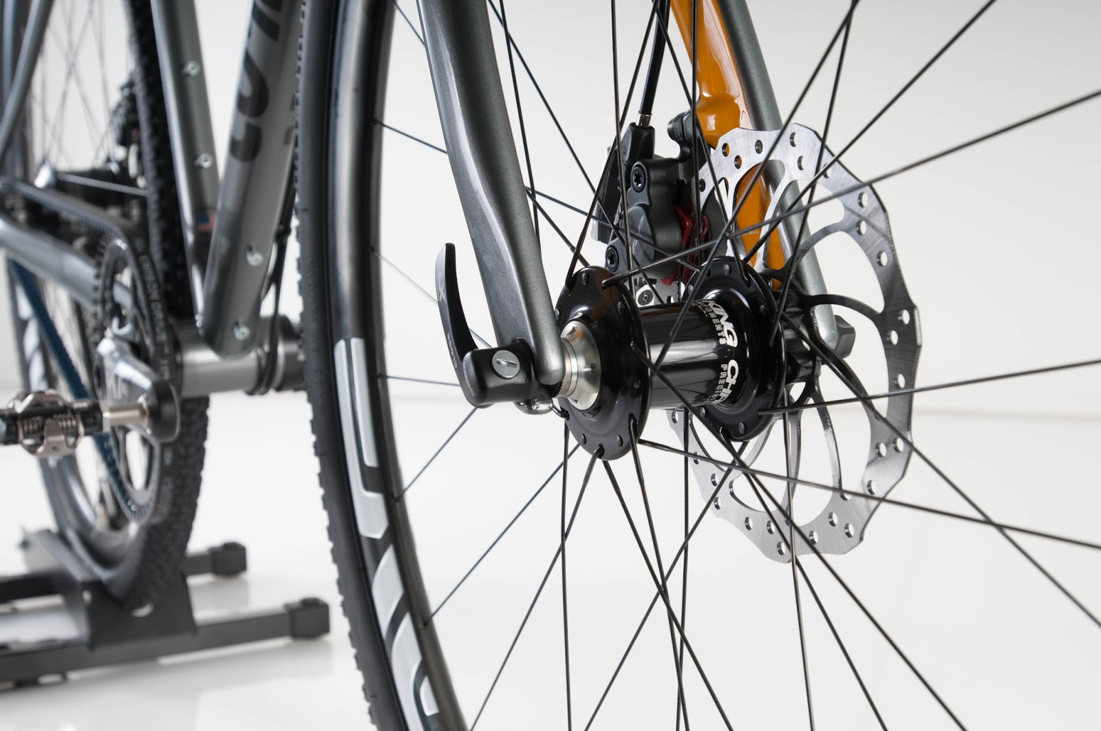 The Monkey Lab: Co-Motion Klatch - Adventure Road Bike with