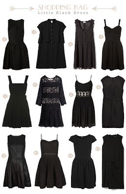 vestidos basicos para el guardarropa
