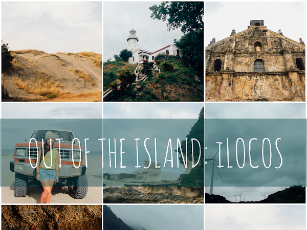 THE GREAT ILOCOS ADVENTURE PART 2: THE SANDS OF PAOAY