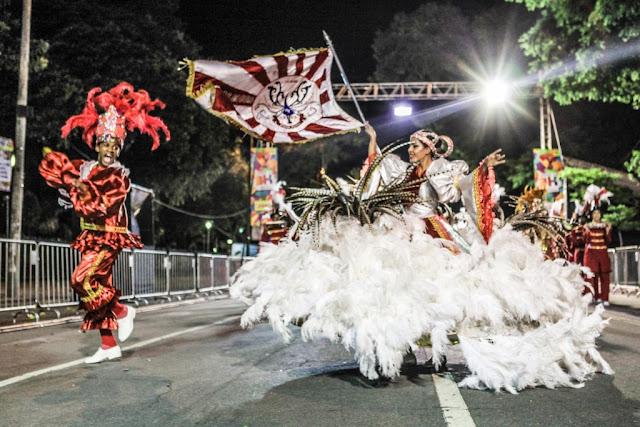 Escândalo - Escola de Samba Cidade Jardim considera ilegítima a vitória da escola campeã do carnaval de BH 2018.