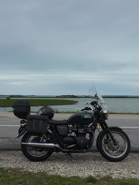 Triumph Bonneville, Overseas Highway