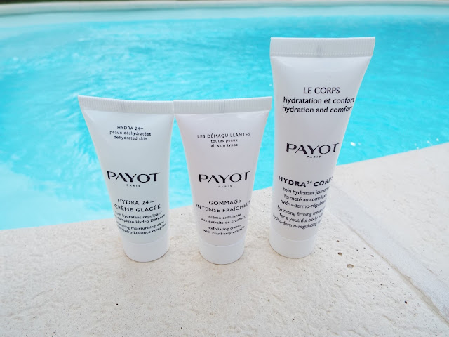 payot gamme hydratante