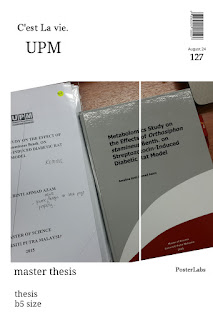 Upm library thesis