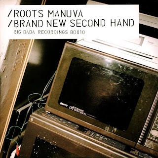 Roots Manuva - Brand New Second Hand (1999) (Inglaterra)