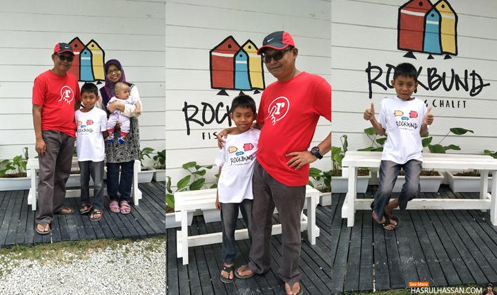 Trip Rockbund Fishing Chalet Sebelum Aidil Adha