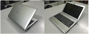 Sony Vaio VPC-YB15AG Netbook Slim dan Ringan