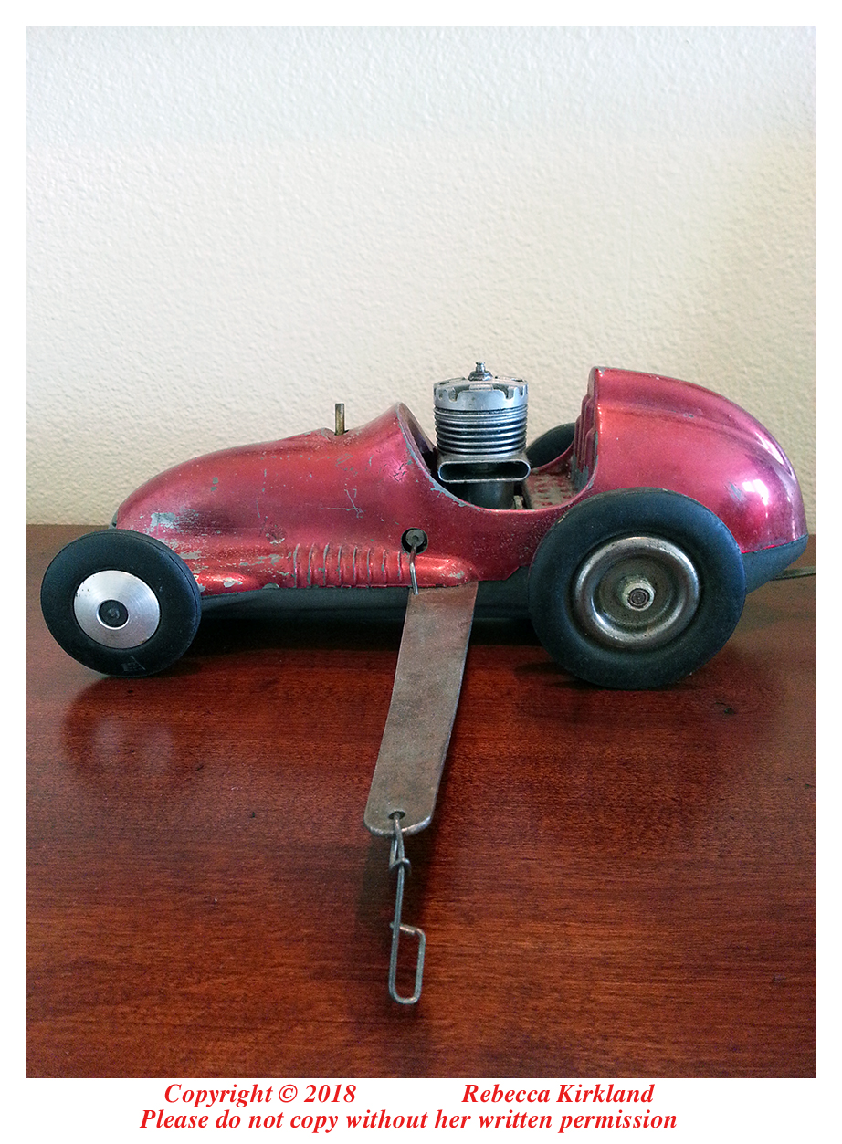 Old Antique Toys A Reader Asks About A Tethered Car