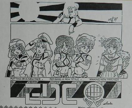 The Anime Nostalgia Facility UK: June 1990 Pt 5 Anime Pen
