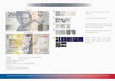 uang baru NKRI Rp2000