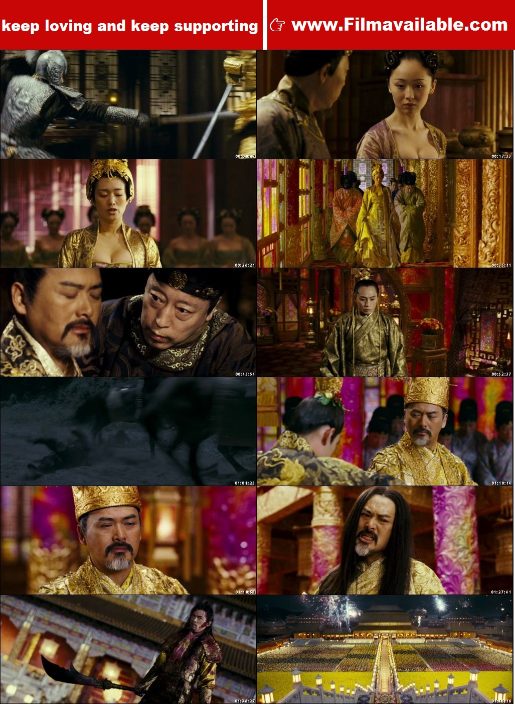 Curse of the Golden Flower 2006 latest movies free download, Curse of the Golden Flower 2006 hd movies download, Curse of the Golden Flower 2006 new movie download,Curse of the Golden Flower 2006 download free movies online, Curse of the Golden Flower 2006 hd movies free download