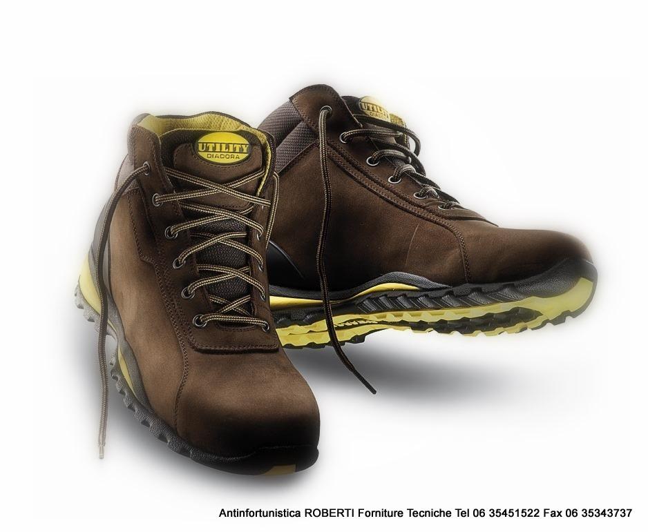 sale retailer 42045 0f697 Antinfortunistica ROBERTI Blog: Scarpe Diadora Calzature Diadora