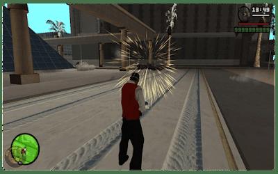 GTA San Andreas Gravity Gun v1 Mod (Download Free)