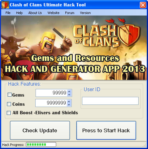 clash of clans cheats 2013 clash of clans hack 20131
