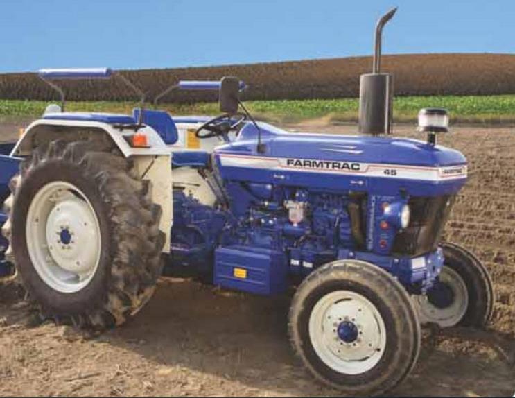 TractoRate: Farmtrac 45