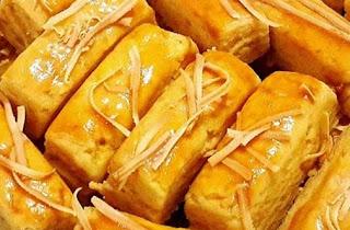 Resep kue keju kering renyah kastengel