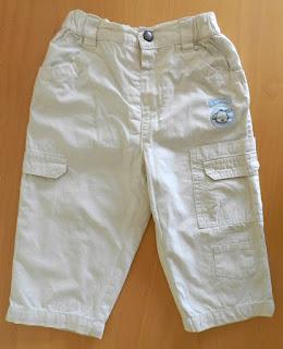 Pantalón niño, pantalón niño segunda mano, pantalón niño C&A, C&A, ropa de segunda mano, ropa de segunda mano niños