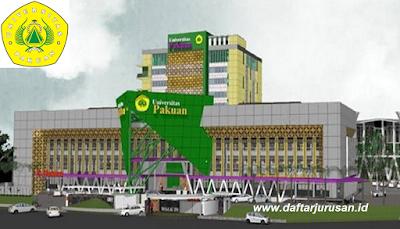 Daftar Fakultas dan Jurusan UNPAK Universitas Pakuan Bogor