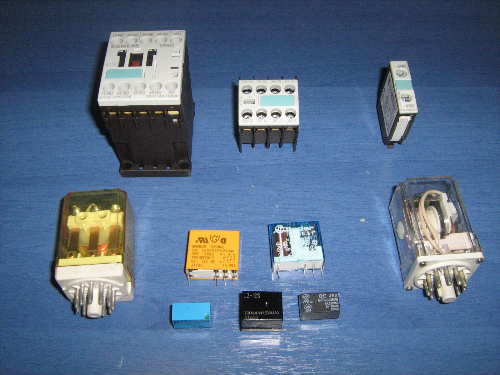 Types Of Relays Auto Electrical Wiring Diagram Power Relay Explained Operation Symbols U0026 Characteristics