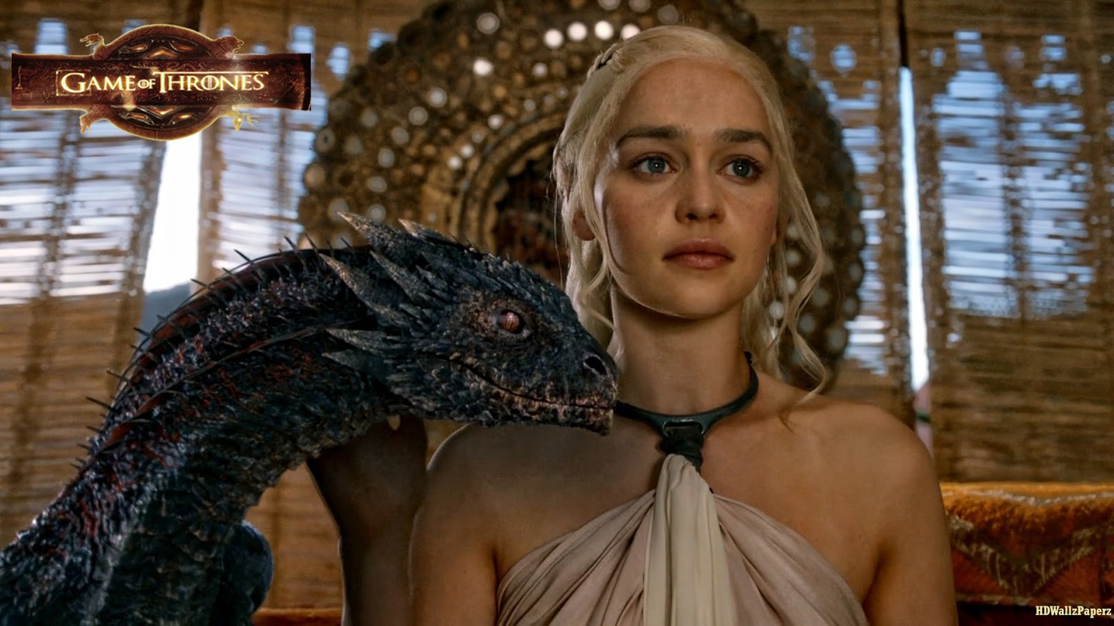 Emilia Clarke Game Of Thrones Wallpaper: HD Wallpapers