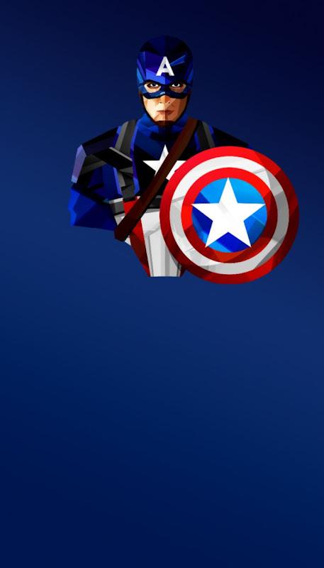 Captain America Wallpaper Safari Wallpapers