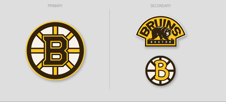 the 305 creative company re imagining the nhl boston bruins. Black Bedroom Furniture Sets. Home Design Ideas