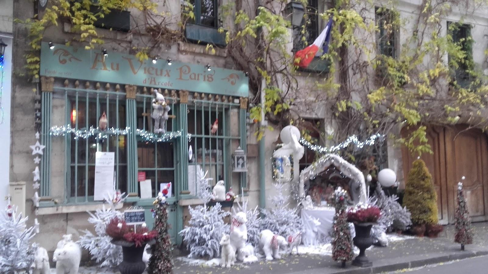 Positive eating living restaurant au vieux paris