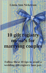 10 gift registry no-no's for marrying couples