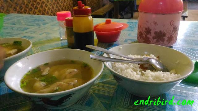 Sop Ayam Pak Min Kuliner Khas Klaten