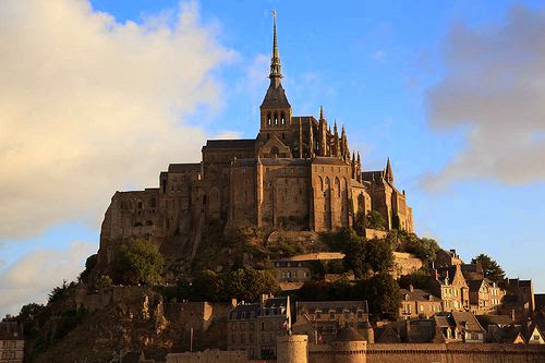 The most beautiful pictures of Mont Saint Michel, France (20 photos)