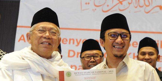 Ustad Yusuf Mansur dukung pasangan capres no 1