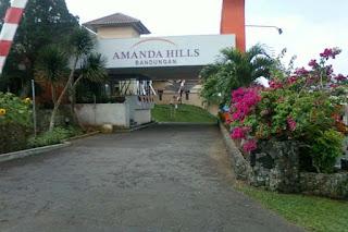 Amanda Hills Hotel Bintang 2