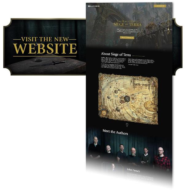 Web de El Asedio de Terra