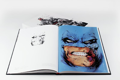 MondoCon 2016 Exclusive The Art of Jock Variant Book by Mondo