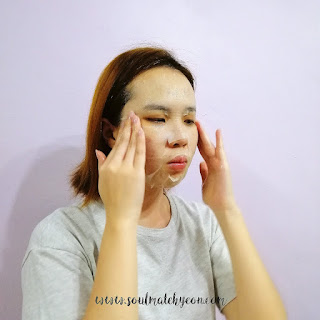 Review; SHO's Real Barrier Madeca Ampoule Mask