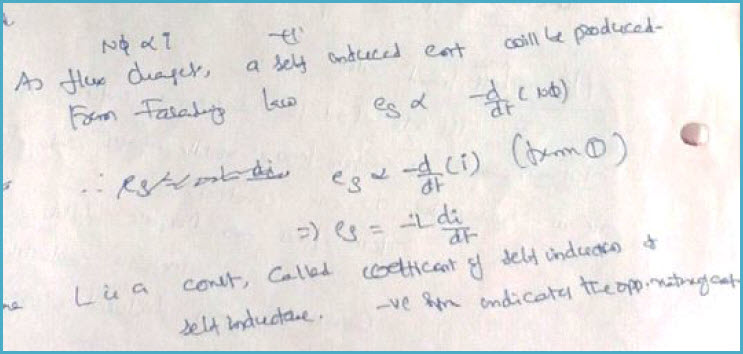 Self Induction and Mutual Induction | IIT JEE and NEET Physics