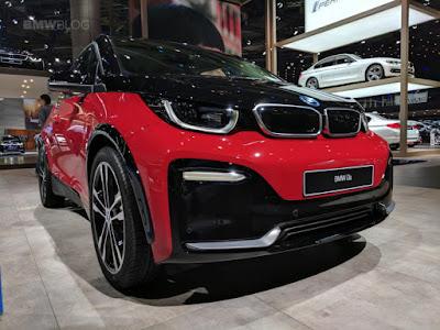 Nouveau 2020 BMW i3 M, caractéristiques, prix, photos