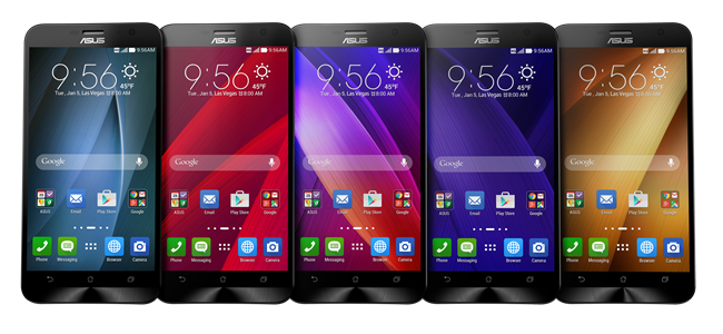 Asus ZenFone 2 Zoom launch with Android Lollipop 5.0