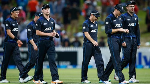 Zimbabwe vs NZ, 2nd ODI: New Zealand won by 10 wkts