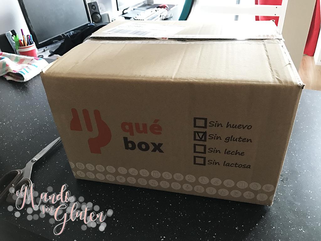 Qué Box MARZO