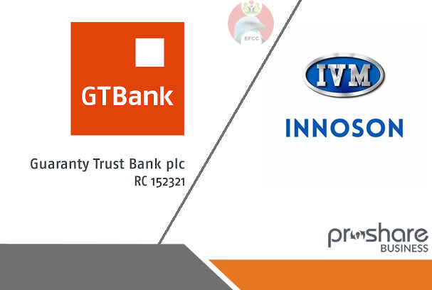 GTBank finally reacts to Innoson's takeover