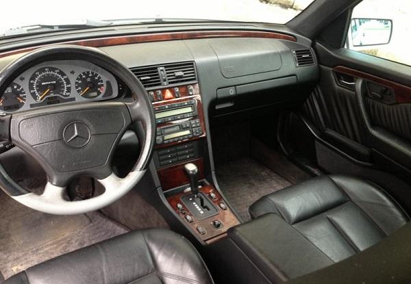 Interior Mercedes C 36 AMG