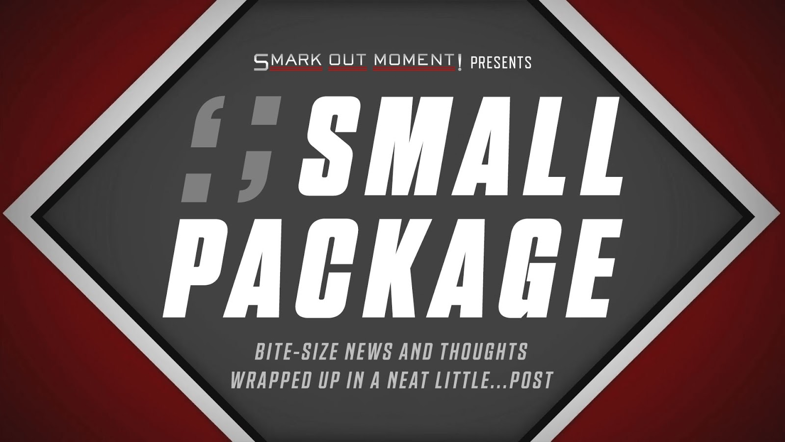 pro wrestling small package logo articles