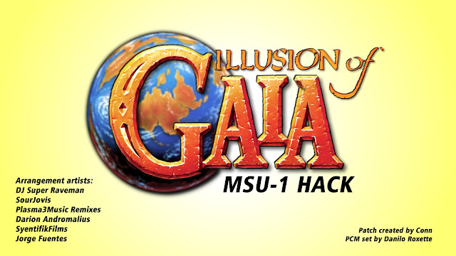 Illusion of Gaia (finished) Cover