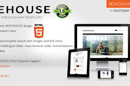 Warehouse - Responsive Prestashop 1.6 Arbitrary File Upload