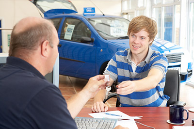 auto loan for college student