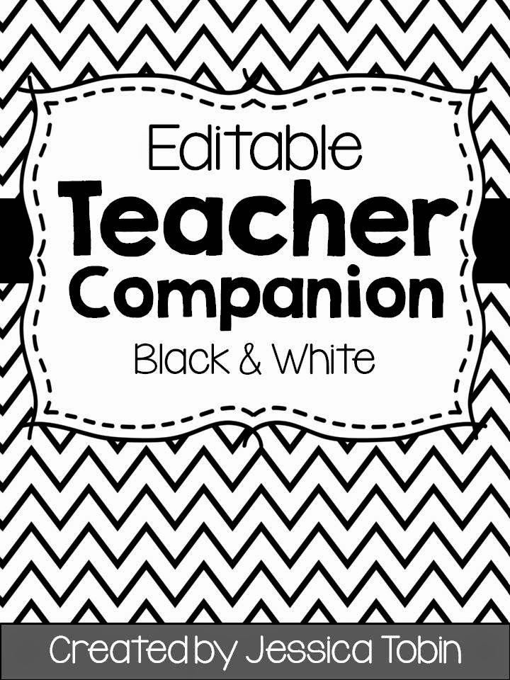 Teaching Binder- editable teacher binder to organize your teaching life