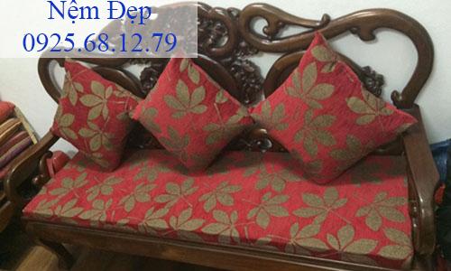 bọc nệm ghế sofa gỗ 42