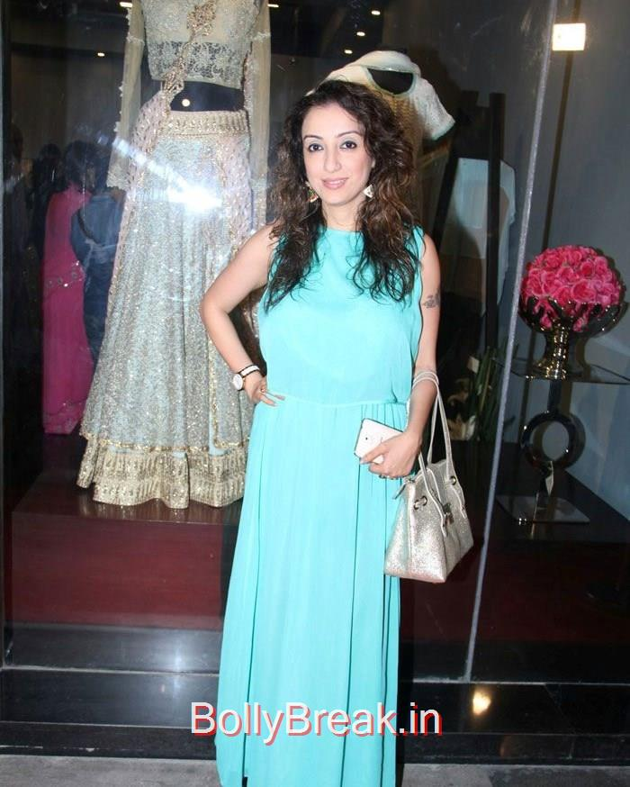 Madhurima Nigam, Rani Mukherjee Sweta Keswani Hot Pics At Amy Billimoria's House of Design Store Launch