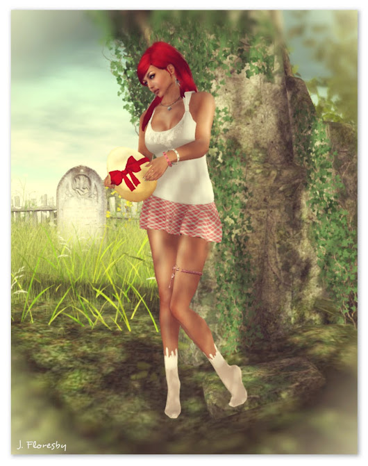 SL EXTRAVAGANZA: Happy Easter!
