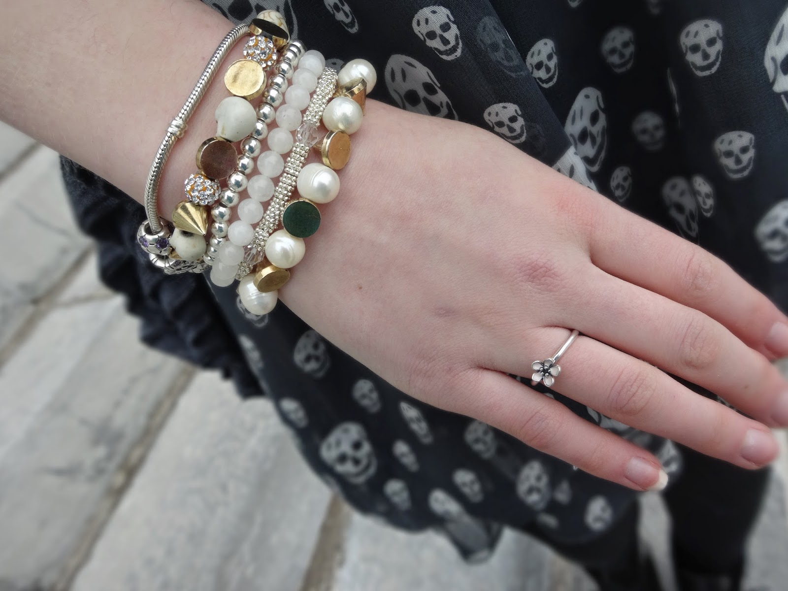 Annie Robinson, Annie Robinson Fashion Blogger, Fashion & Beauty Inc, Bracelets